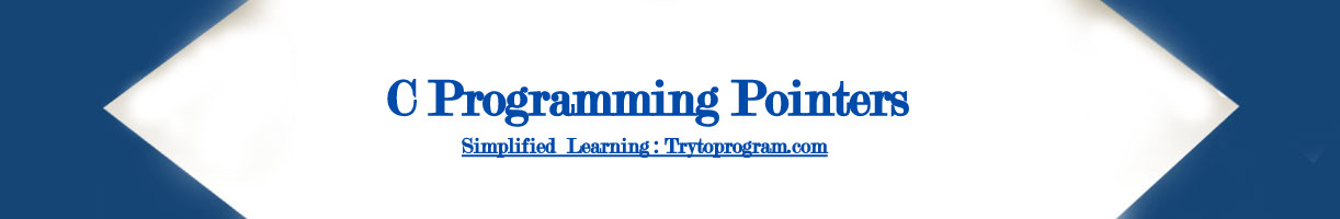 c programming pointers