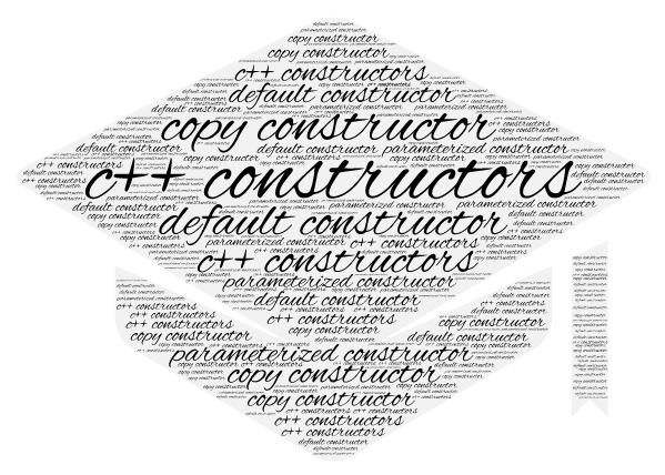 C++ Constructors - default constructor, parameterized